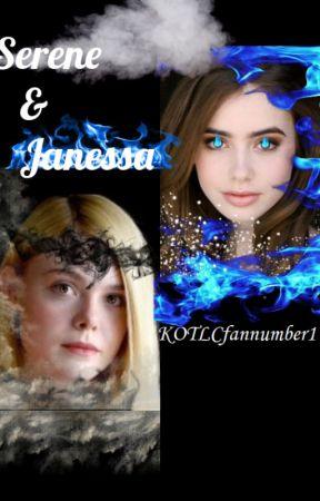 Serene & Janessa by KOTLCfannumber1