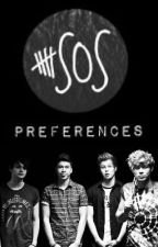 5 SOS Preferences by teatreewoman
