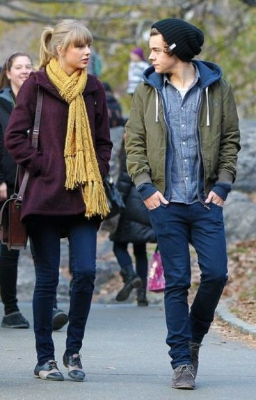 Is Taylor Swifts Ready for It About Harry Styles