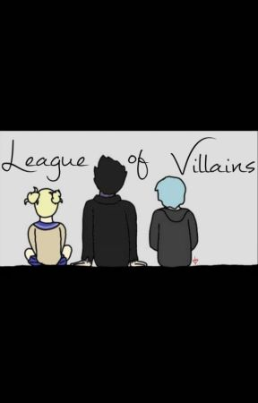 League of Villains  by Hearth4days
