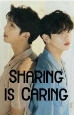 Sharing is Caring by Joonbugs_Koya