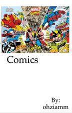 Comics OS (Ziam) by ohziamm