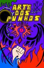 Arte dos Punhos by CrazyLinesComics