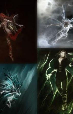 Elemental Runner by natiStories