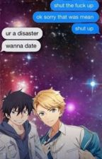 you're my demon (rin okumura x male reader)  by emo_anime_wolf