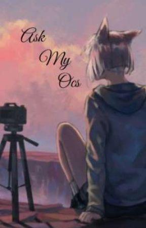 Ask my OCs by BigLonelyTiger