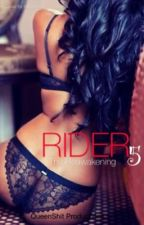 RIDER 5 (august alsina) by QVEEN_B33
