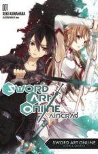 Sword Art Online by LittleStar_Nai