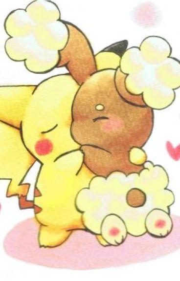 Pokemon Emolga And Buneary Images | Pokemon Images