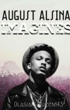 August Alsina Imagines by Blasian-Queen143