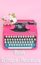Book Critique/Reviews {OPEN} by lxllix