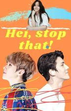 Hei, Stop That! [EXO FANFICTION] by Knaraxo