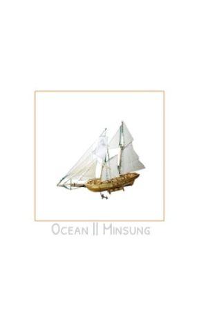 Ocean || Minsung by utterly_done
