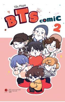 BTS Comic Book