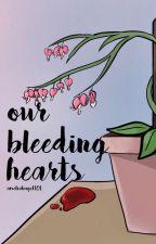 our bleeding hearts [jeffmads//hanahaki au] by AmeliaBagel101