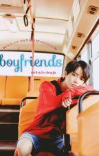 Boyfriends [cbg x kth] by ohnajla