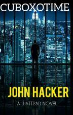 John Hacker by Cuboxotime