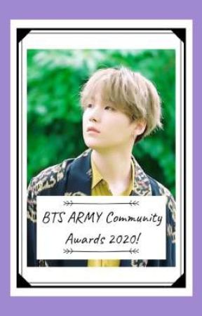 BTS ARMY Community Awards 2020 by BTS_ARMY_Community