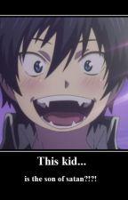 This kid is the son of Satan?! by DevilsLittleAngel24