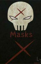Masks by scarlettromanof