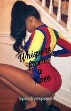 whispers from a rose 🌹 by writtentears_