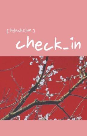 check-in | ya girl by hyucksjun