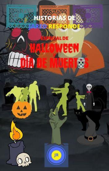 Historias de Jared Responde: Especial de Halloween y Día de Muertos