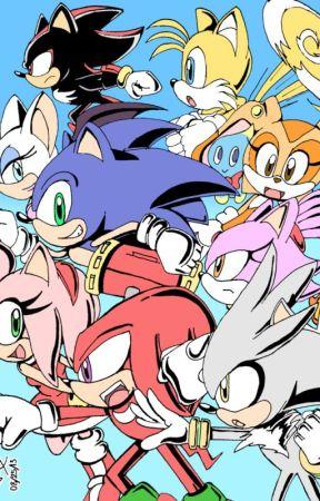 Sonic One Shot Book! (Requests Open!) (X Reader Ver!) by TheKeybladesChosen
