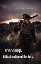 Friendship: A Destruction of Borders by TheNightmaricSenpai