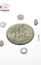 Block/Plate Neodymium Magnets by atechmagnet