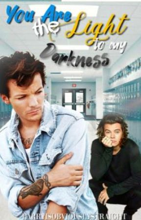 You are the light to my darkness  by larryiswaytoobvious