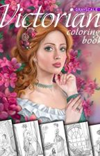 Victorian Coloring Book. Grayscale [PDF] by Alena Lazareva by piwewuwe95129