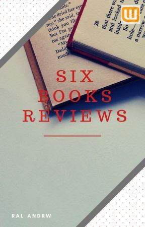 Six Books Reviews by randrew934