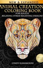 Animal Creations Coloring Book [PDF] by Cindy Elsharouni by jonomufe40202