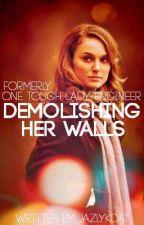 Demolishing Her Walls by jazlykdat