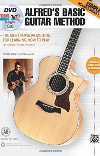 guitar book method 1 alfred pdf basic