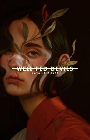 WELL FED DEVILS, peter pan by cracker-jack