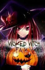 Wicked witch fairy by gynzairel