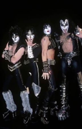 If KISS went to the Future by Vinnie_Vincent