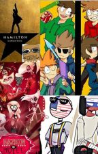 Oneshots! Hazbin Hotel, CountryHumans, Eddsworld, Villainous, Musicals and more! by The_Idiot_in_the_Hat