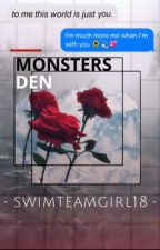 Monster Den by swimteamgirl18