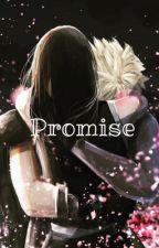 The promise (ff7) by AngeliaryX