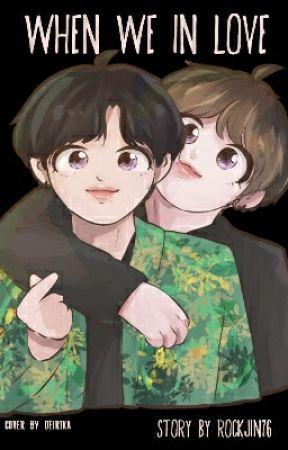When we in love.. by rockjin76