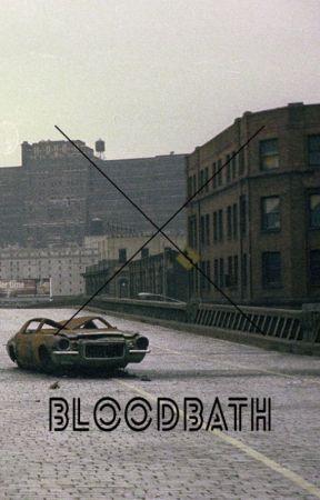 Bloodbath by alphabetics