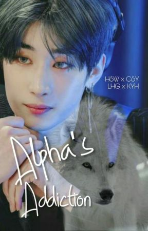Alpha's Addiction by x1nightshadow