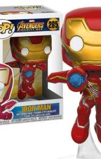 Iron Man Exclusive Pop Vinyl by ozziecollectables