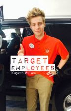 target employees | fivesauce by octoberluke