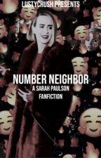 number neighbor ; sarah paulson by lustycrush
