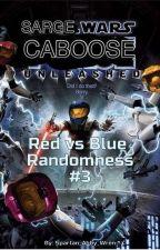 Red vs Blue Randomness #3 by Spartan_Abby_Wren