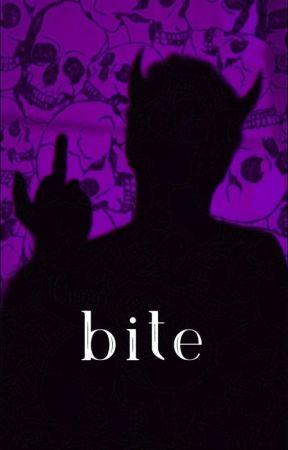 bite. by uncrownedbillie